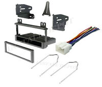 Ford Car Stereo Radio Dash Installation Mounting Kit With Wiring Harness & Tools