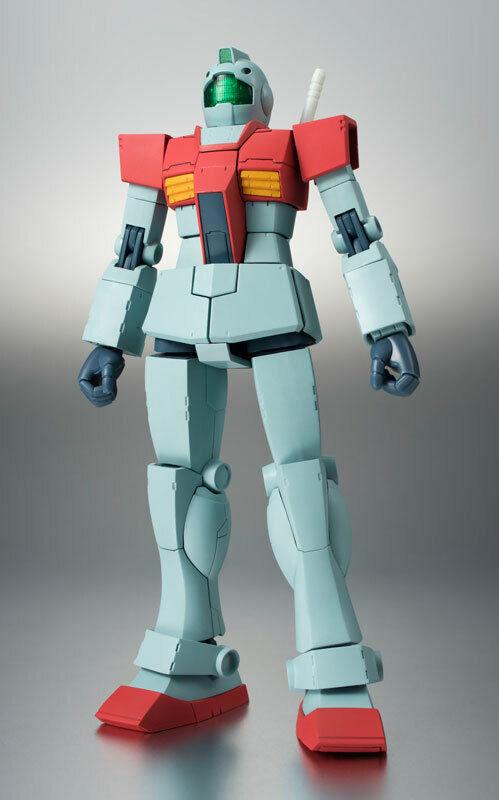 Mobile Suit Gundam - RGM-79 GM A.N.I.M.E. Robot Spirits Action Figure (Bandai)