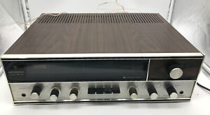 Vintage-Kenwood-kr-77-Solid-State-AM-FM-Stereo-Tuner-AMP-Receiver-Teile-Reparatur
