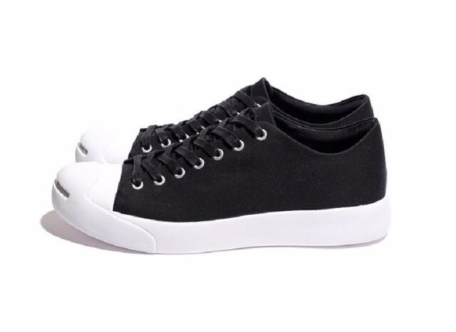 9532e9f300612d Converse NikeLab HTM Jack Purcell Modern Ox Black 157369c US Mens 10 ...