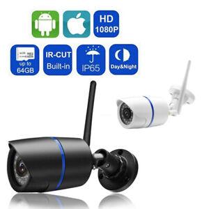HD-1080P-Wireless-WIFI-Camera-Outdoor-Motion-Alert-Video-Recorder-IP65-IR-Camhi