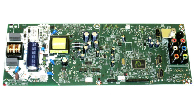 Sanyo A6DFEMMA-001 BA6AFHG0201 4 Main Board//Power Supply for FW32D06F