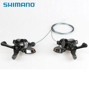 Shimano-Altus-SL-M2000-3x9-Speed-Shifter-Set-MTB-Mountain-Bike-Shifter-Trigger