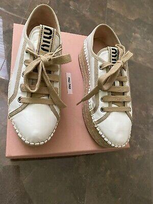 white platform espadrille sneakers