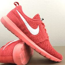 best website 0cf10 ecba0 item 1 NIKE ROSHE NM FLYKNIT RUNNING BRIGHT CRIMSON RED OCTOBER 677243-604  Size 11 -NIKE ROSHE NM FLYKNIT RUNNING BRIGHT CRIMSON RED OCTOBER 677243-604  Size ...