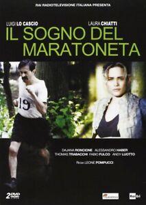 Il Sogno Del Maratoneta - Lo Cascio, Chiatti (DVD - Nuovo) Italiano