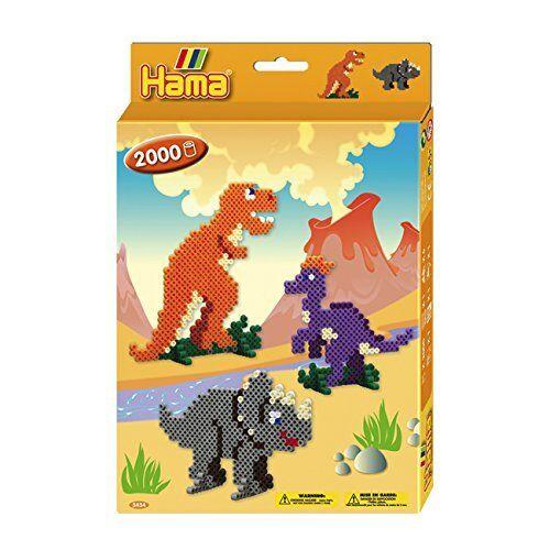 Hama Beads Dinosaurs Set