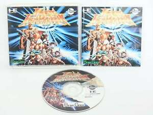 Details about LAST ARMAGEDDON PC-Engine CD Grafx Japan Game pe