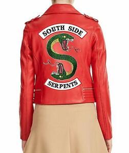 Riverdale Southside Serpents Madelaine Petsch Cheryl ...