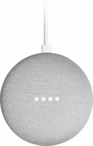 Smart Speaker with Google Assistant Chalk Brand New Google Home Mini