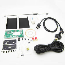 100KHz-1.7GHz UV HF RTL-SDR USB Tuner Receiver/ R820T+8232 CW FM radio AM DSB