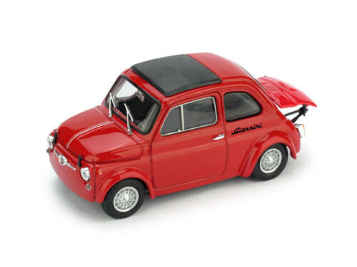 Giannini 590Gt Vallelunga 1969 Rosso Brumm 1:43 R490 Modellauto Diecast