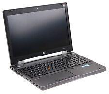 HP EliteBook Workstation 8570w / i7-3740QM, 8 GB RAM, K1000M , Dreamcolor, Win 7