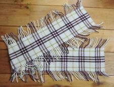 Original BURBERRY long wool Shawl