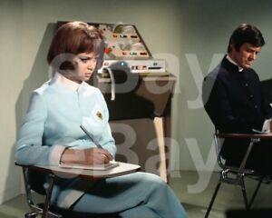 UFO (TV) Gabrielle Drake, Gary Myers 10x8 Photo