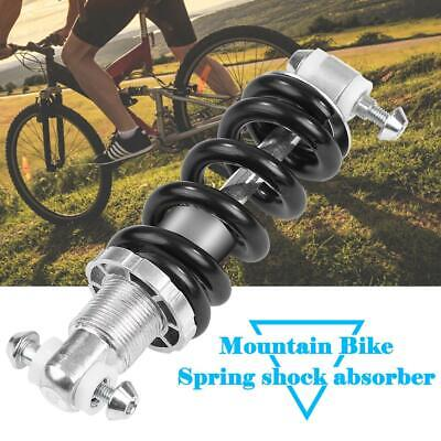 VS2# Folding MTB Bike Bicycle Metal Rear Suspension Spring Rear Shock Absorber