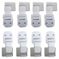 Safety 1st Furniture Wall Straps  8 Straps