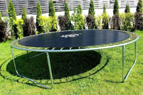 Trampolin 244 cm Gartentrampolin Komplettset mit Netz uvm bis 150kg Top Qualität