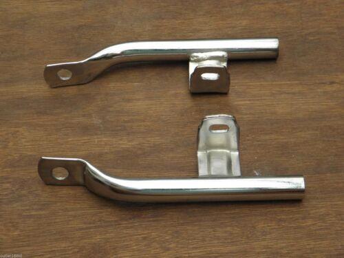 Honda CB 100 125 CB100 CL100 CB125S CL125S Side Grab Grip Handle Bar LH RH Pair