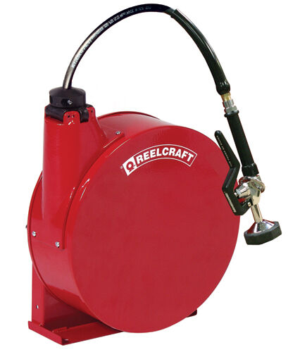 """250 psi REELCRAFT 5635 ELPSW5 3//8/"""" x 35ft for Hot Water Pre-Rinse with Hose"""