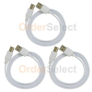 C5140 C4799 USB 2.0 PRINTER CABLE for HP PhotoSmart C4795 NEW 6 ft