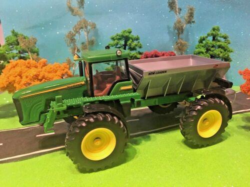 John Deere, Tractor, G4, L3020G4, New Leader,  Sprayer & Farm Dry Box Spreader