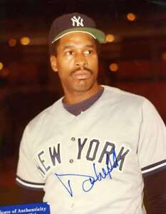 Dave Winfield Psa Dna Coa Autographed 8x10 Photo  Hand Signed Authentic
