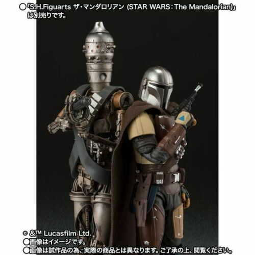 Bandai S.H.Figuarts IG-11 Japan version STAR WARS: The Mandalorian