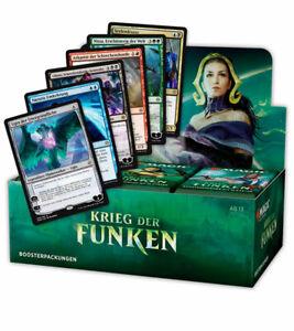 Magic-the-Gathering-Krieg-der-Funken-Karten-Mythic-Rare-Mint-deutsch-MtG-Cards
