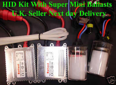 XENON HID Conversion H7 KIT FOR ROVER MG ZS 2002 ONWARD