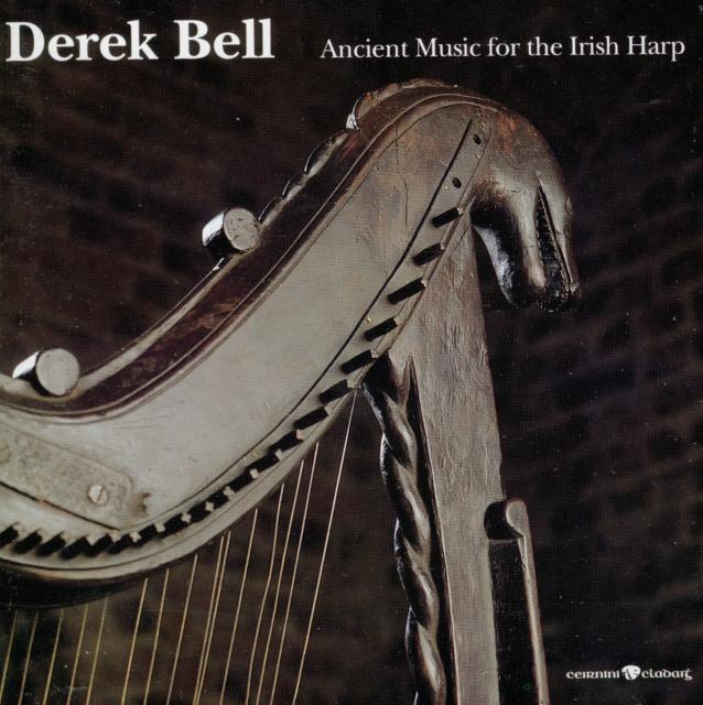 Derek BELL - Ancient Music for the Irish Harp CD