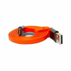 ORIGINAL-WILEYFOX-SWIFT-2-USB-C-TO-USB-3-1-TYPE-C-DATA-SYNC-CABLE-LEAD-RED