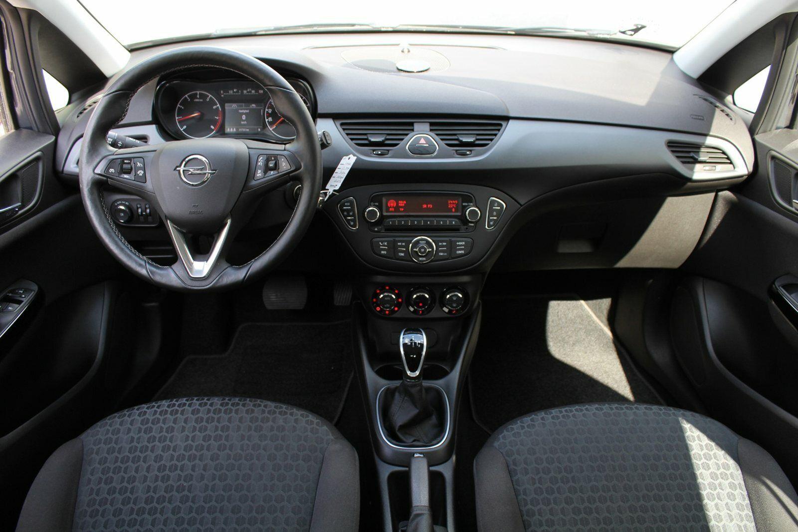 Opel Corsa 1,4 16V Enjoy aut. - billede 5