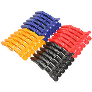 6Pcs-Matte-Sectioning-Clips-Clamps-Hairdressing-Salon-Hair-Grip-Crocodile-Style