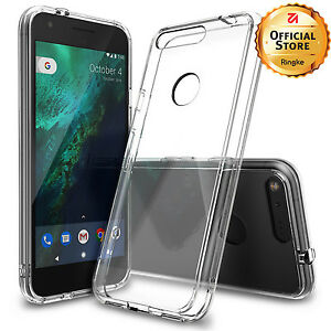 best website 81c57 ce4fd Details about Google Pixel XL Case | Ringke [FUSION] Clear Shock Absorption  Protective Cases