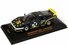 1:43 Ferrari 512BB Le Mans 24h Le Mans 1980 JMS Nr 76 Dieudonne Xhenceval Regout