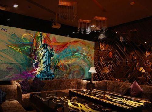 3D Liberty Graffiti 73 Wall Paper Murals Wall Print Wall Wallpaper Mural AU Kyra