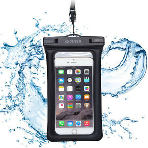 more photos e19b9 f92da Details about Free freight WATERPROOF PHONE POUCH 30M SUITS IPHONE SAMSUNG  Aussie seller