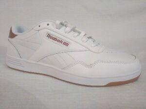 958aa2233bf8 Reebok Club Memt Classic Mens Size 9 White Gum Sole BS9011 ...