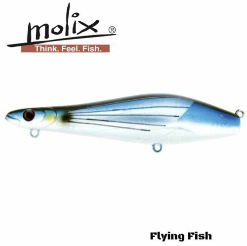 MOLIX TOPWATER FLOATING WTD LURE MTW 130