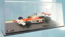 Formula 1 MCLAREN M23 1/43 - 1976 James Hunt die cast metal model F1