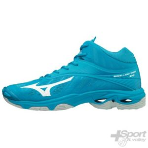 Détails sur Chaussure Volley Ball Mizuno Wave Lightning Z4 Milieu Homme V1GA180598