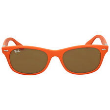 Ray Ban New Wayfarer Liteforce Orange Sunglasses