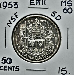 1953-NSF-SD-Canada-50-Cents-MS-60