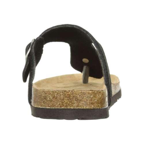 Northside Women/'s Bindi Leather Flip-Flops Summer Comfort Slides