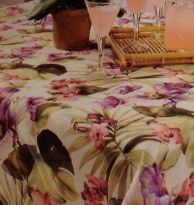 Benson-Mills-Company-Indoor-Outdoor-Tablecloth-Orchid-Bloom-70-034-Patio