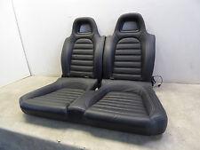 Rückbank VW Scirocco III Leder schwarz  Sitzbank Original