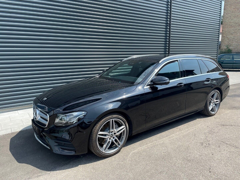 Mercedes E200 2,0 AMG Line stc. aut. 5d - 509.900 kr.