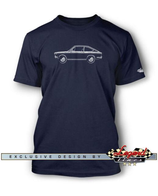 Multiple Colors /& Sizes Fiat 850 Sport Coupe Men T-Shirt Italian Classic Car