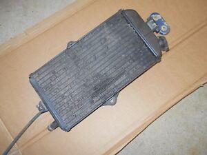 SUZUKI-LT250R-LT250-QUAD-RACER-250-RADIATOR-amp-CAP-1985-1992-17710-19A00-Z